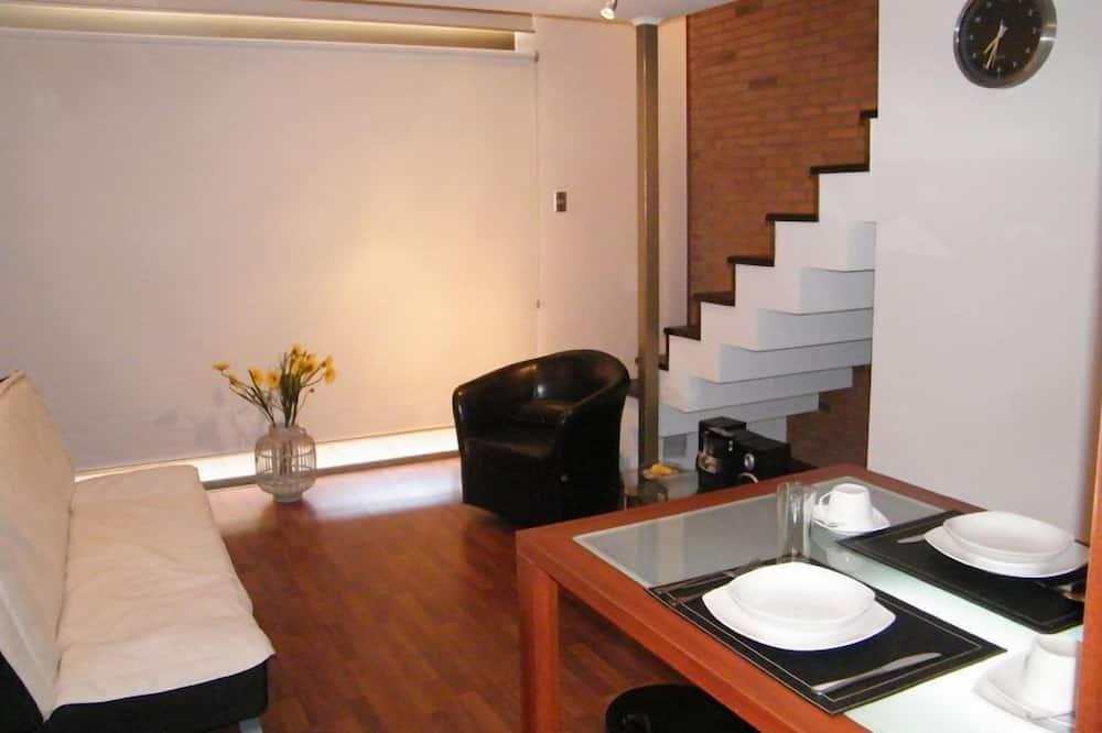 Loft, Kitchen - Living Room
