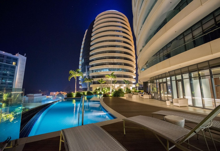 Radisson Blu Hotel & Residence, Maputo, Maputo, Outdoor Pool