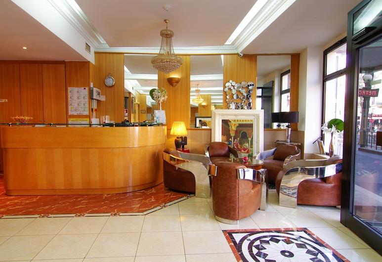 Le Clery Hotel Paris, Paris, Lobby