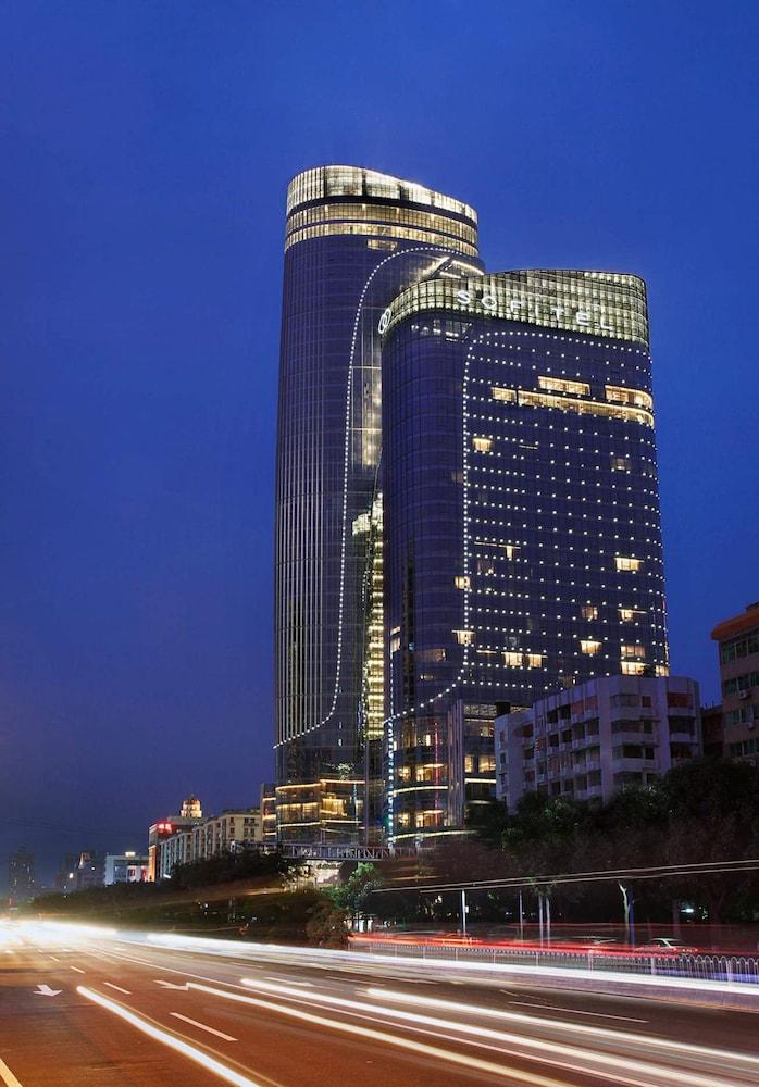 Book Sofitel Guangzhou Sunrich In Guangzhou Hotels Com
