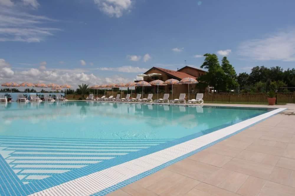 Dobbeltværelse - Udendørs pool