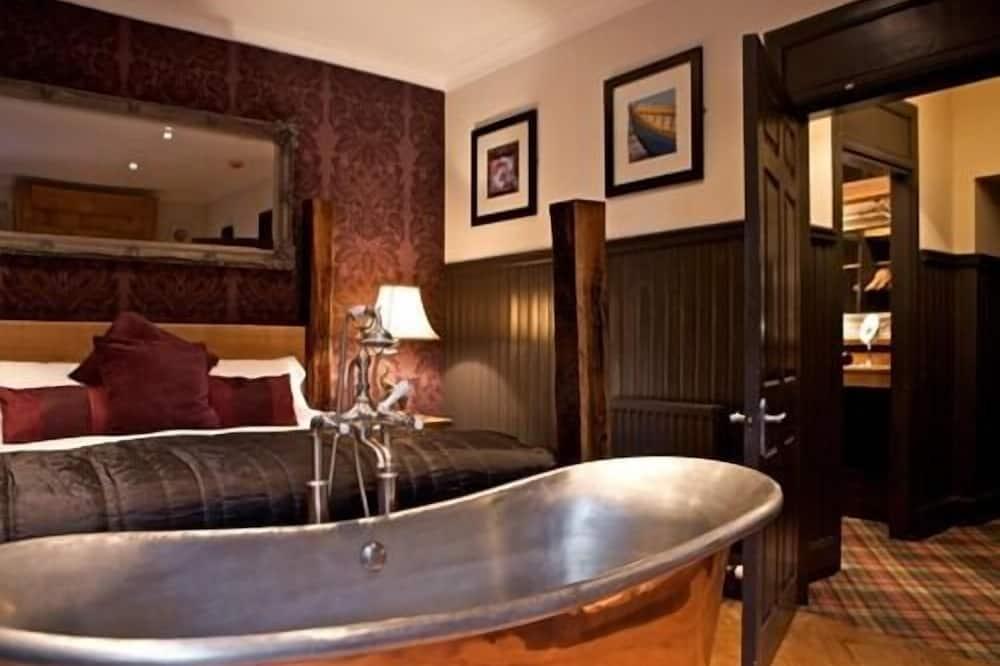 Двомісний номер «Делюкс», суміжна ванна кімната (Signature) - Номер