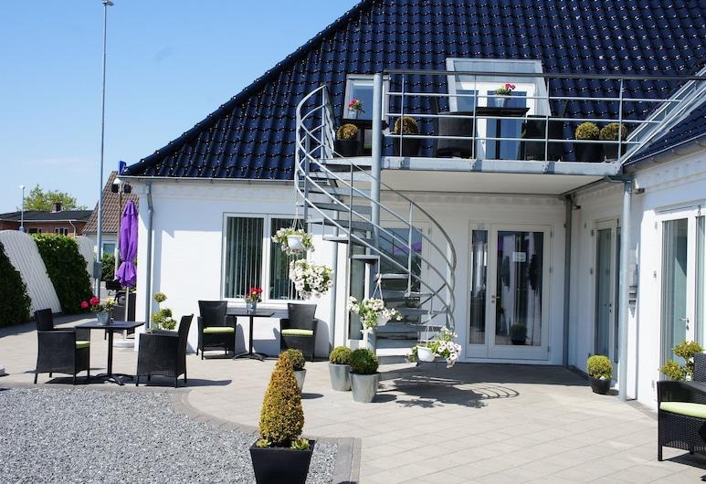 CoCo Bed & Breakfast, Esbjerg, Terrasse/Patio