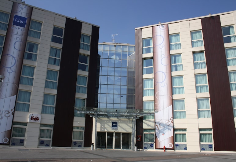Idea Hotel Milano Malpensa Airport, Somma Lombardo, Facciata hotel