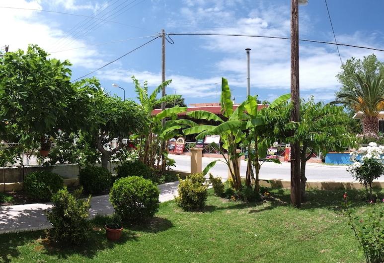 Toulas Apartments, Κέρκυρα, Κήπος