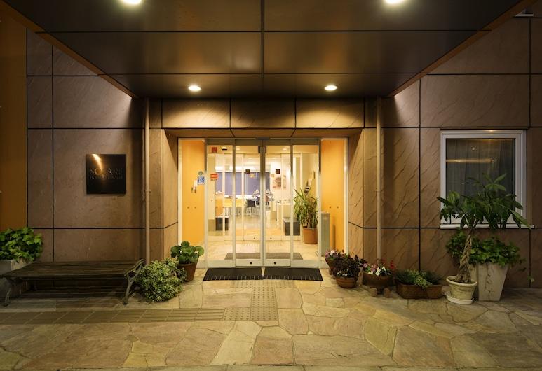 チサン イン 福井, 福井市, ホテル エントランス