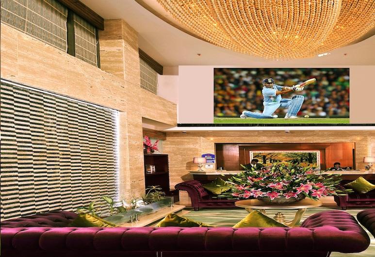 SKY CITY HOTEL, Gurugram, Reception