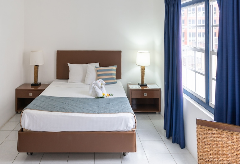 Academy Hotel Curacao, Willemstad, Standard Room, 1 Twin Bed, Guest Room