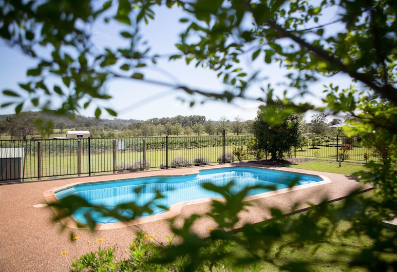 Bluebush Estate, Lovedale, Piscina al aire libre