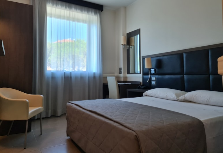 Hotel Artis, Ρώμη, Δίκλινο Δωμάτιο (Double ή Twin), Δωμάτιο επισκεπτών