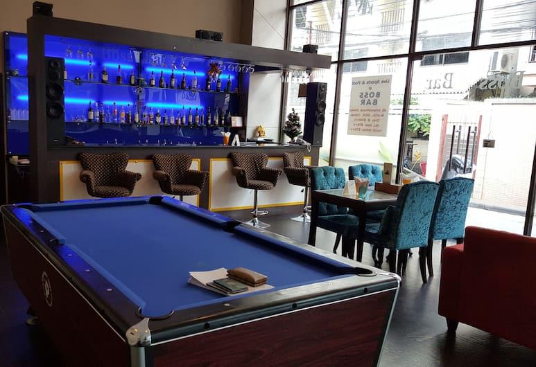 ボス スイーツ ナナ ホテル, バンコク, プールサイド バー