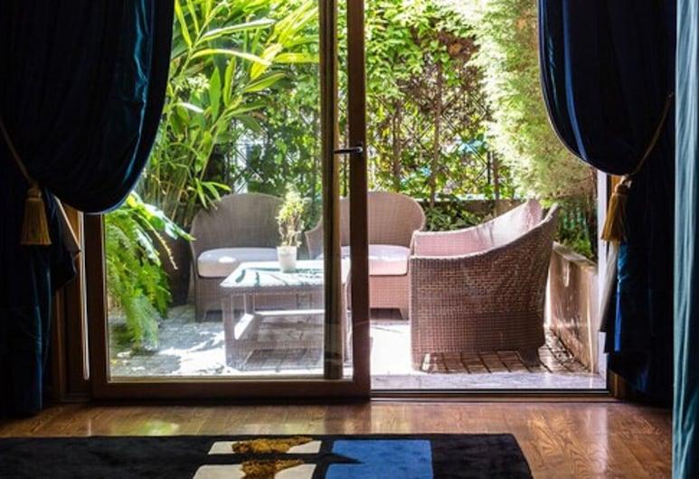 أوتل آند سبا لو دوج, الدار البيضاء, جناح, منظر من غرفة الضيوف