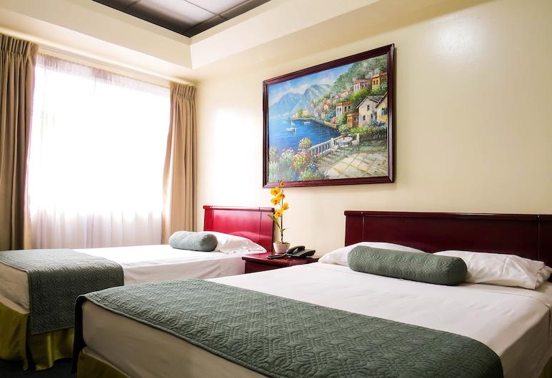 モラサン ホテル & カジノ, サンホセ, スタンダード ダブルルーム, 部屋
