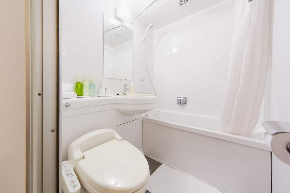 Twin Room For Triple Use, 2 Semi Double Beds, Non Smoking - Bathroom