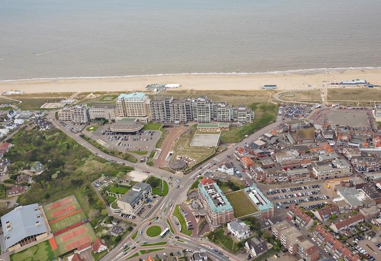 โรงแรมอเล็กซานเดอร์, Noordwijk, ชายหาด