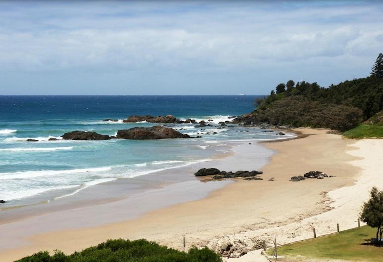 Beaches Holiday Resort, Port Macquarie, Beach