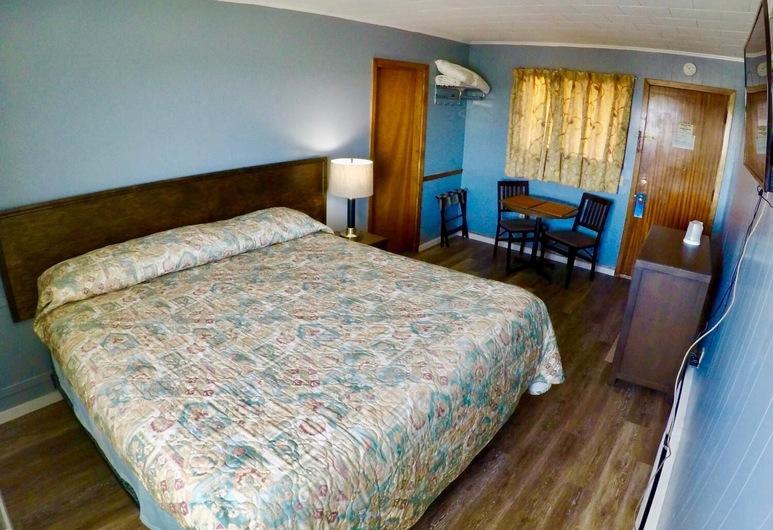 Hillside Motel, Saint John, Guest Room