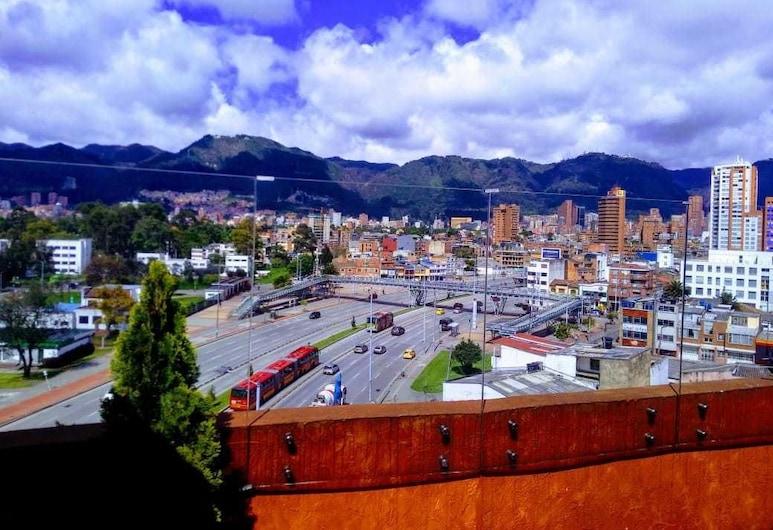Hotel Charlotte Plaza 26, Bogotá, Terrace/Patio