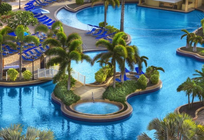 Marriott's St. Kitts Beach Club, Basseterre, Açık Yüzme Havuzu