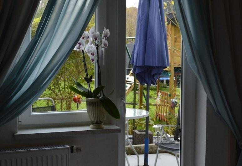 Gästehaus Gebauer, Hornbach, Habitación doble clásica, baño privado, Vista desde el establecimiento