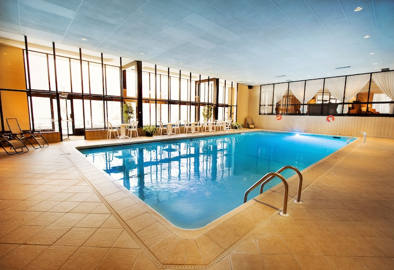 Hôtel Le Président, Sherbrooke, Indoor Pool