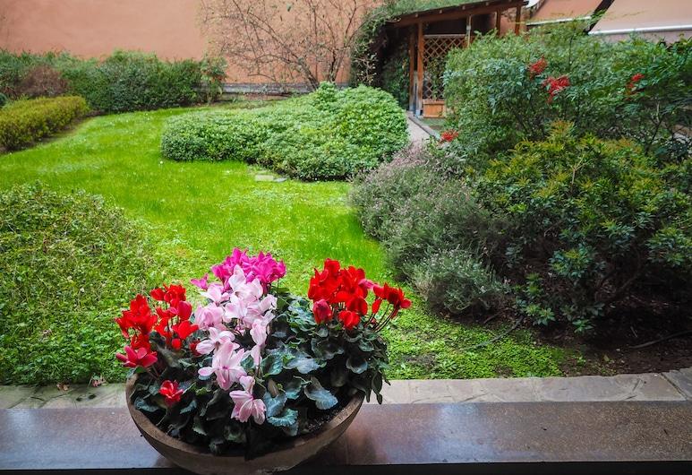 娜維利公寓酒店, 米蘭, 花園