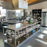 雙床房, 共用浴室 - 共用廚房設施