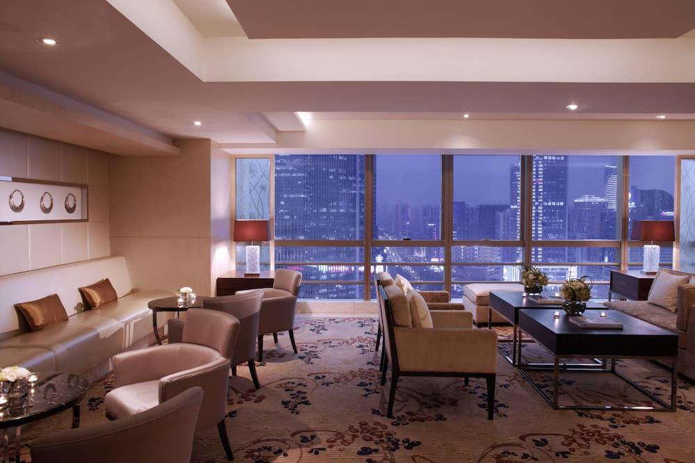 Camera Executive, 1 letto king - Bar dell'hotel