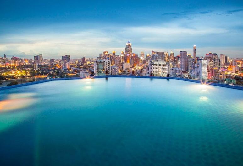 Column Bangkok Hotel, Bangkok, Venkovní bazén