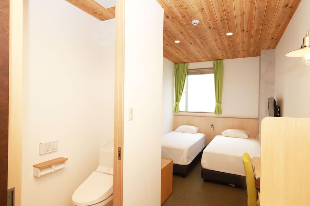 חדר טווין, 2 מיטות יחיד, ללא עישון - חדר אורחים