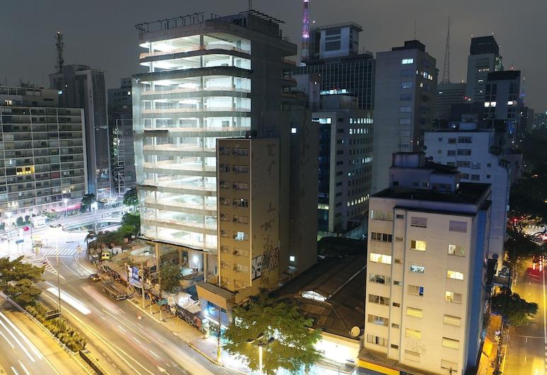 Paulista Center Hotel, Sao Paulo, Hotel Front – Evening/Night