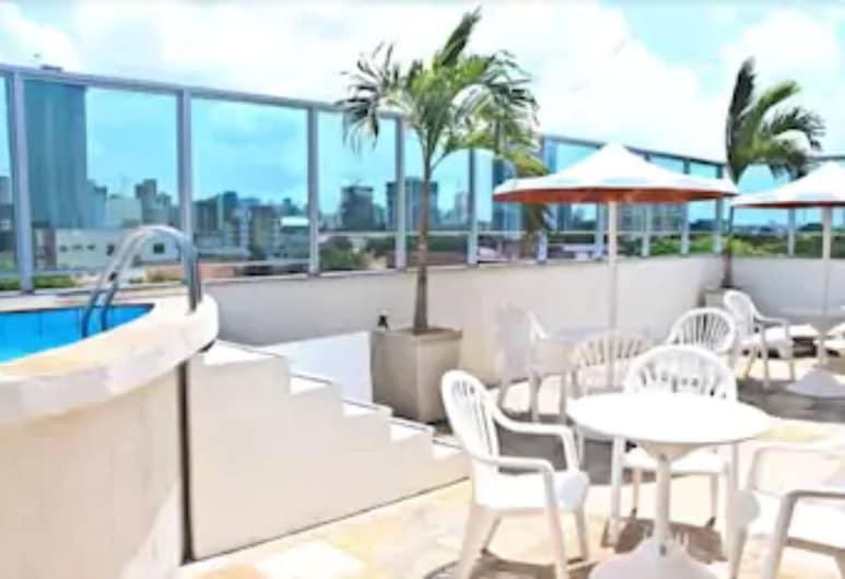 Hotel Meridional, Fortaleza, Pool