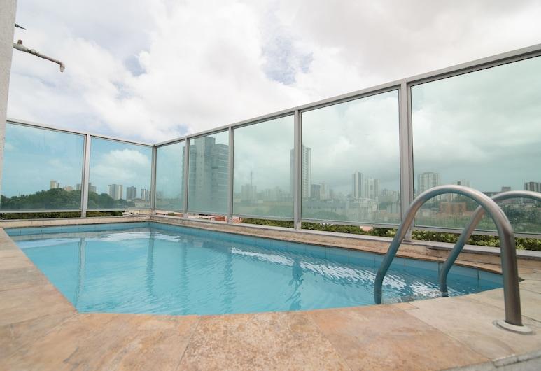 Hotel Meridional, Fortaleza, Utendørsbasseng