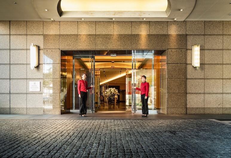 Hotel Hanshin Osaka, Osaka, Hotel Entrance