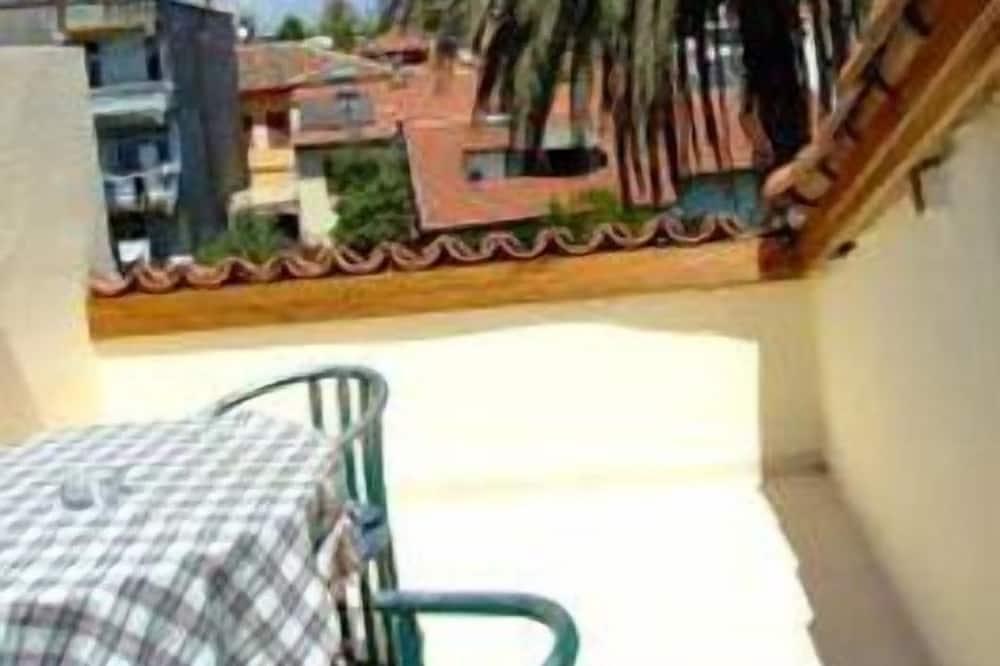 三人房 - 陽台