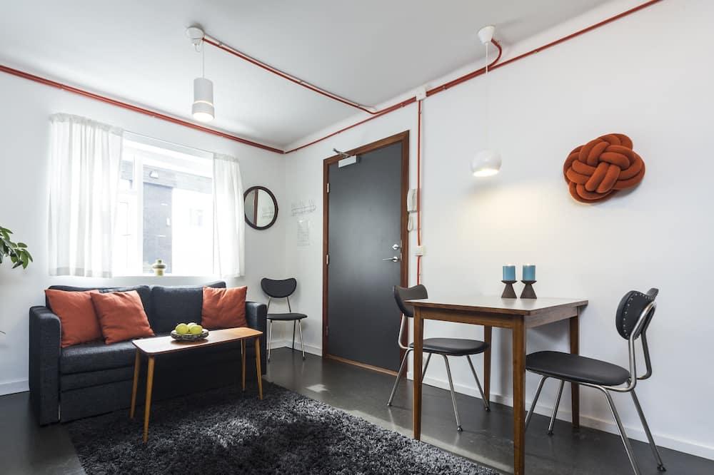 Standard Apartment, 1 Bedroom, 2 adults - Living Room
