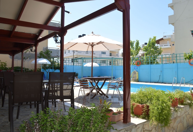 Park Hotel, Heraklion, Pool