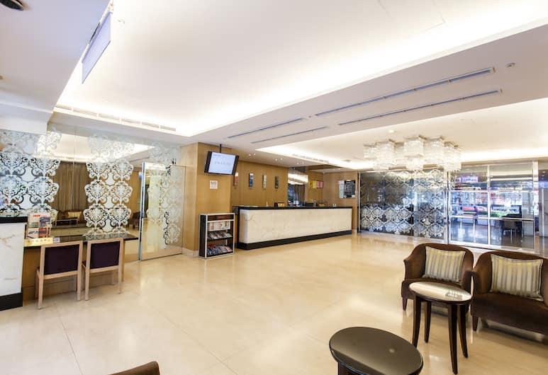 호텔 뉴 컨티넨탈, 타이베이, 로비