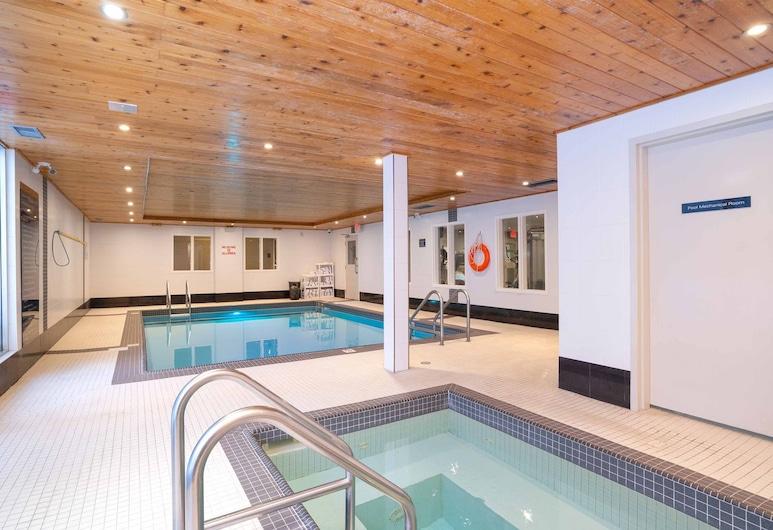 Sandman Hotel & Suites Calgary South, Kalgaris, Baseinas