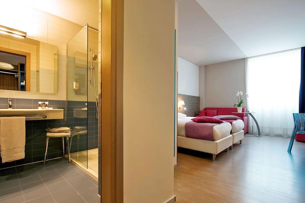 Habitación doble estándar, Varias camas (4 pax) - Habitación