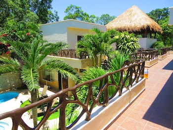 A(z) Xibalba Hotel hotel fényképe itt: Tulum