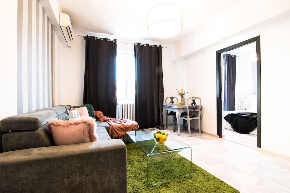 Standard Apartment, 1 Bedroom, Kitchen - Bilik Rehat