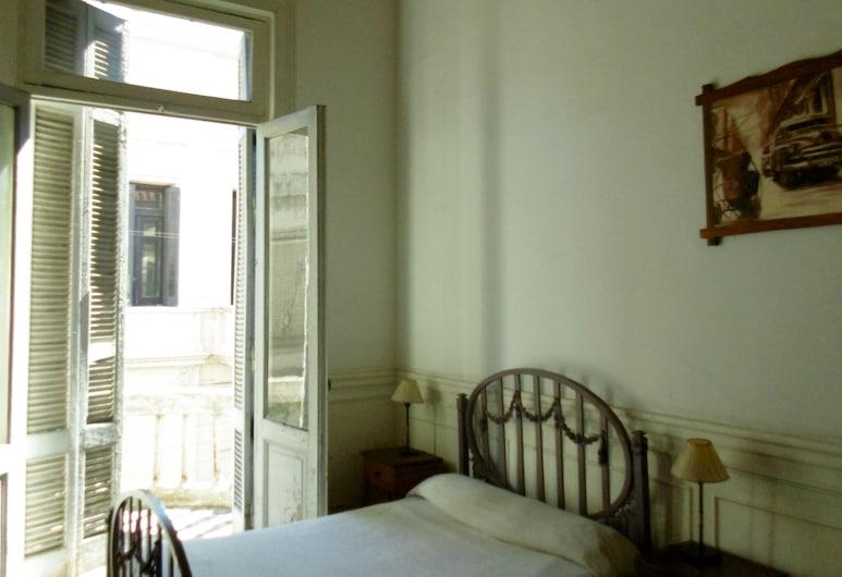 Hotel Bolivar, Buenos Airės, Dvivietis kambarys, balkonas (Shared Bathroom), Svečių kambarys