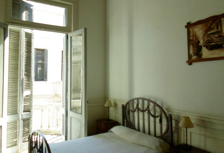 Hotel Bolivar, Buenos Aires, Doppelzimmer, Balkon (Shared Bathroom), Zimmer