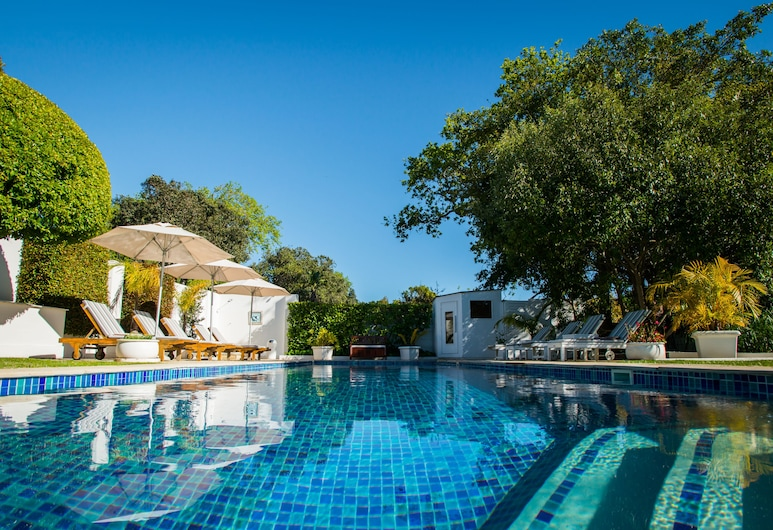 Villa Coloniale Private Luxury Retreat, Cape Town, Pool