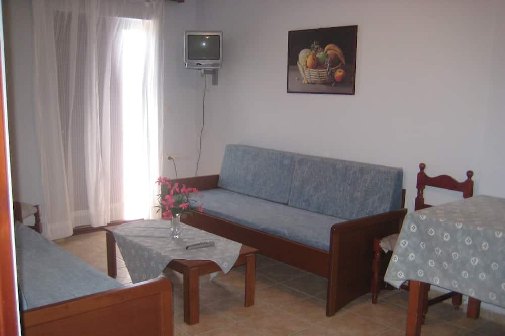 Familienapartment - Wohnbereich