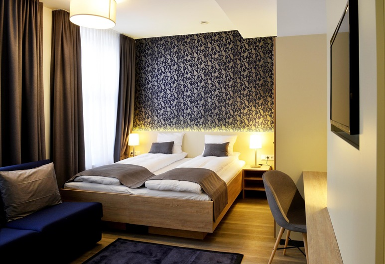 Best Western Plus City Hotel, Oslo, Deluxe Room, Guest Room
