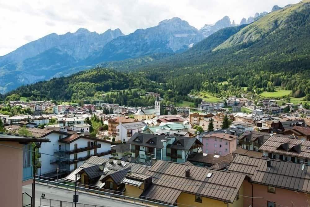 Θέα στο βουνό