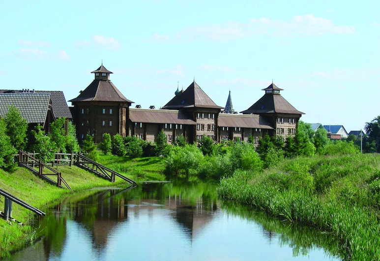 Hotel complex HOT SPRINGS, Suzdal