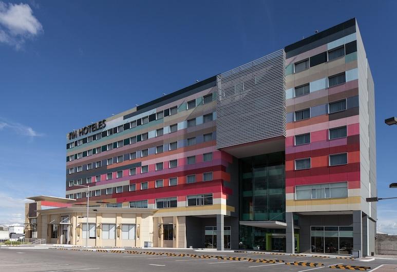 NH Queretaro, Querétaro, Parte delantera del hotel